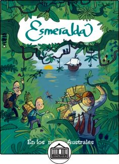 Esmeralda: En los mares australes de Sara Rojo ✿ Libros infantiles y juveniles - (De 6 a 9 años) ✿