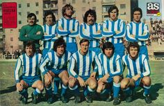RECREATIVO DE HUELVA-1975-76