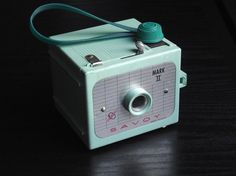 Mint Green 1960's Savoy Mark II Camera by JuniperHome on Etsy