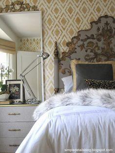 one room challenge...bedroom reveal(s)