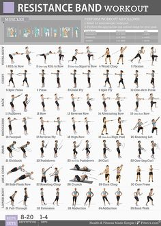 225 best loop band exercises images  resistance bands