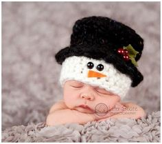 A Dapper Frosty