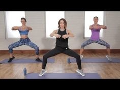 30-Minute Selena Gomez Workout For Flat Abs and Toned Legs | Class FitSugar - YouTube