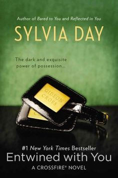 Entwined with you by Sylvia Day.  Click the cover image to check out or request the romance kindle.