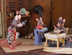 MousesHouses: mush