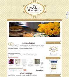 Cantinho do blog Layouts e Templates para Blogger: Mais um trabalho entregue Daz Ferreira