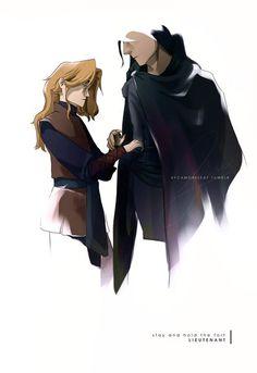 Mairon & Melkor