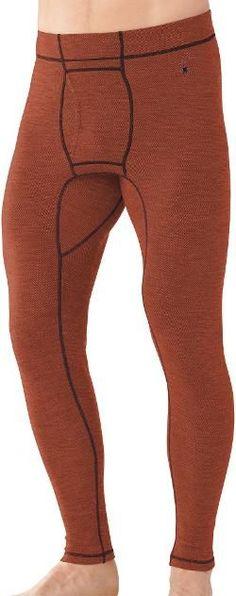 Smartwool Men's NTS 250 Pattern Long Underwear Bottoms