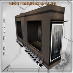 Mesh build store 10 impact full perm