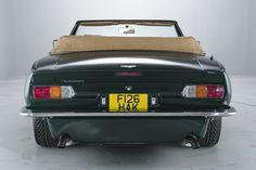 Aston Martin Volante 5.3 (1988) Aston Martin Volante, Cars, Vehicles, Autos, Car, Car, Automobile, Vehicle, Trucks