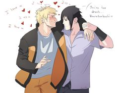 "syrnikus: ""Naruto is cute even when he's drunk I made just for fun, cause my mind needs a rest. """