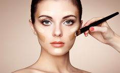 Concealer can be quite confusing at the best of times. even more so if you are just starting out with makeup. Here are a few concealer tips for beginners . Top 5 Beauty Tips, Beauty Make Up, Beauty Hacks, Flawless Makeup, Flawless Skin, Best Waterproof Liquid Eyeliner, Best Natural Foundation, Perfect Foundation, Foundation For Combination Skin