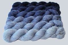 Gorgeous hand dyed yarns! Love the colours  Gradient Glitter    Yarn Set- Hand dyed Superwash  sock yarn  in Starlight Night