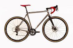 Charge Bikes - Custom Freezer Ti