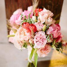 Pink Bridal Bouquet