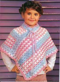 Mundo Infantil Um lindo Poncho... Clique para fazer o download do (s) gráfico (s). Gráfico 01 Bjimmm Ivy P.S.: Esta (s) imagens fora...