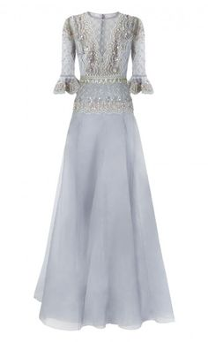 Jewellery Long Dress