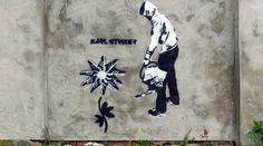 Street Art by Karl Striker