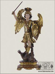 Archangel Michael, Princess Zelda, Sculpture, Fictional Characters, St Michael, Archangel, Christianity, Angels, Crests