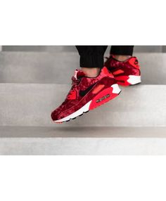 bbc0d80c1 Nike Air Max 90 Anniversary Red Velvet Sale UK