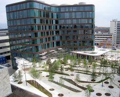 SEB Bank building København