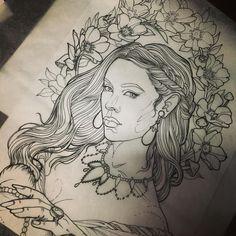 #scytheandspade #babes Samantha Smith, Sam Smith, Blackwork, Female Art, Videos, Piercings, Art Drawings, Sketches, Instagram Posts