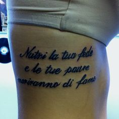 Tattoo quotes for family death: best italian quote tattoos ideas on pin