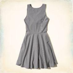 Girls Knit Skater Dress | Girls Endless Dresses | HollisterCo.com
