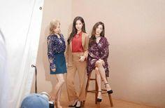 Taeyeon, Seohyun e Tiffany