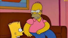 Homero esta loco?