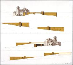 Giorgio Grassi · Restituzione del Bellveret di Xátiva