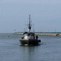 Bay Port Fish Company - Fishing Boat Osprey