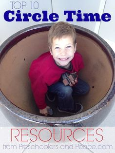 Top Ten Circle Time Resources (and a Coupon Code!)