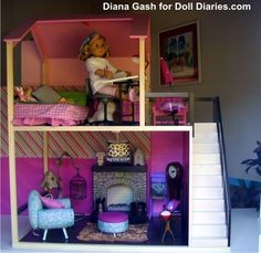 "Our Generation 18"" Doll House from Target"