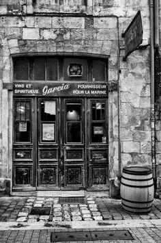 Garcia - La Rochelle - Rue Saint-Nicolas
