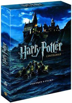 Harry Potter - L'intégrale: Amazon.fr: Daniel Radcliffe, Rupert Grint, Emma Watson, John Cleese, Richard Harris, John Hurt, Alan Rickman,…