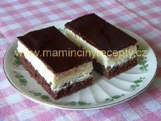 Dessert Recipes, Desserts, Tiramisu, Food And Drink, Cheese, Cream, Baking, Cake, Ethnic Recipes