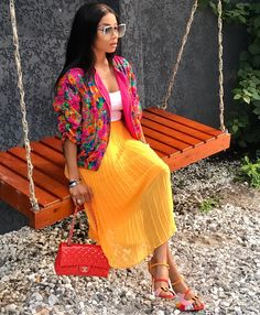 While it is very easy to look like a clown in colour blocking outfits, media personality and style star, Toke Makinwa pulled it off and l. Fashion 2017, Star Fashion, Celebrity Gossip, Celebrity Style, Color Blocking Outfits, Paula Cademartori, Latest Trending News, Looking Gorgeous, Beautiful