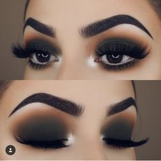 6 Awesome Eye Makeup Tips for You to Try! - Eye Make-up - Makeup Matte Eye Makeup, Eye Makeup Tips, Makeup Goals, Makeup Inspo, Eyeshadow Makeup, Makeup Hacks, Makeup Products, Makeup Inspiration, Makeup Ideas