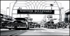 Question? I understand that cruising Whittier Blvd. was the in thing to do in the 60's, 70's, 80's and 90's. For those who know and would like to share your experience cruising Whittier Blvd. Please do so. :)