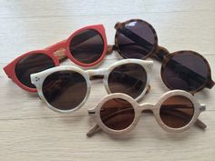 GROOVY SUNGLASSES: THE SHAPES OF SUMMER SUNNIES 2014 @thecollectista