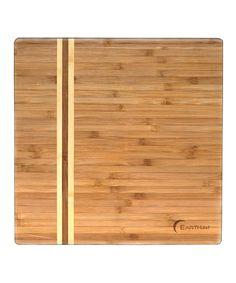 Look what I found on #zulily! BergHOFF Medium Bamboo Cutting Board by BergHOFF #zulilyfinds