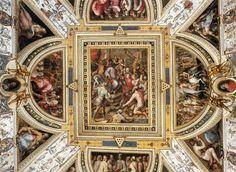 Giorgio Vasari - frescos - 1556 - (Palazzo Vecchio (Florence, Italy))
