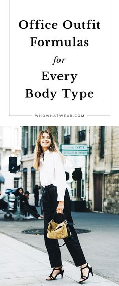 Flattering work-appropriate looks for every body type