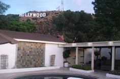A great film or photography location rental right below the Famous Hollywood Sign at FilmLocationsWanted.com