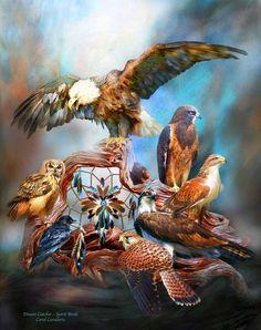 Spirit Birds