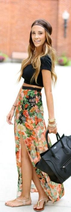 Boho Chic and So Cute!