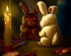 I never want a bunny for any holiday or birthday!!!