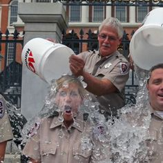 """How to Properly Execute the """"Ice Bucket Challenge"""""""