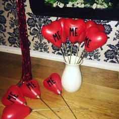 Heart wands, sold on etsy in shop CooCooDoLove ❤⭐ CooCooDoLove@gmail.com Balloons On Sticks, Sell On Etsy, Wands, Thats Not My, Valentines, Heart, Shop, Valantine Day, Valentine's Day